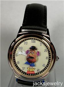 New Limited Edition Toy Story Mr. Potato Head Watch! Hard To Find!