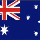 3' by 5' Australia Flag