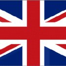 3' by 5' United Kingdom Flag