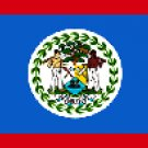 3' by 5' Belize Flag