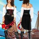 Pirate Adult Halloween Costume S
