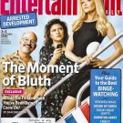 Arrested Development, Portia de Ross, David Cross - May 3, 2013 Entertainment Weekly