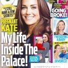 Princess Kate Middleton * Kendra Wilkinson * Renee Zellwegger * December 1, 2014 OK! Magazine