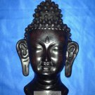 "11 "" Handmade Fishbone Buddha Mask Wall hanging from Nepal"