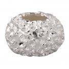 925 Sterling Silver Large Hole Charm Bead fits Pandora Bracelet JA39