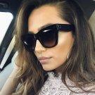 1 / Cute Sexy Ladies Cat Eye Sunglasses Luxury Rectangle  Women