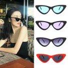 Cat Eye Triangle Sunglasses UV400 Eyewear Glasses