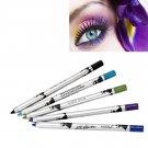 Eyebrow Glitter Shadow Lip EyeLiner Pencil Pen Cosmetic Makeup Set Kit
