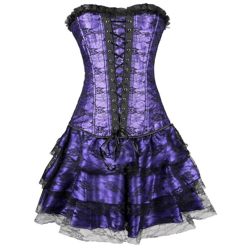 Waist Corsets Steampunk Corselet Gothic Plus Size Sexy Gothic Corsets Hot Shapers Body Intimates Cor