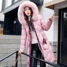 2017 New Arrival Casual Warm Long Sleeve Ladies Basic Coat Jaqueta Feminina Jacket Women Parkas Cott