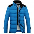 Winter Jacket Men Famous Brand-clothing 2017 Down Parka Stand Collar Down Jacket Outwear Casual Outw
