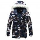 Large Size 5XL Autumn Winter Coats Men Camouflage Jacket Couples Parkas High Quality Thicken Parka H