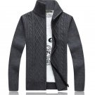 Mens 2016 Fashion Clothes  Warm Full Sleeve Sweater Autumn Cardigan Male Sweaters Coat Knitwear For