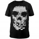 FancyQube Watch Dogs Short Sleeves T-shirt Watch Dogs Tee 95% Polyester Short Sleeve T Shirt Tees Fo