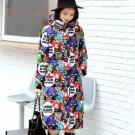 Hooded Women\'s Long Jacket 2017 Womens Parka Coats Miegofce Women Long Coat Winter Jacket Women War