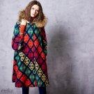 Women\'s Jacket Coat Hooded Outerwear 2017 Winter Jacket Female Autumn Coat Wool Cardigan Women Plai