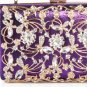 Evening Bags Flower Crystal Clutch Evening Clutches Women Wedding Party Purse Wallet Female pouch Wr