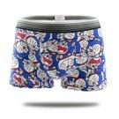 Hot Men Underwear 20 Color Cartoon Mens Boxers Milk Ice Men Cueca Boxer Shorts Mens Underwear