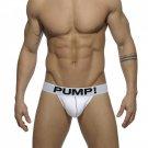 PUMP! Brand Mens Underwear Jock Straps Sexy Cotton Men Jockstraps Gay Penis Pouch Thong G Strings Ba