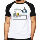 Geek Adventure time 2016 New Fashion Men\'s T-shirts Short Sleeve Tshirt Bodybuilding t shirts Man C