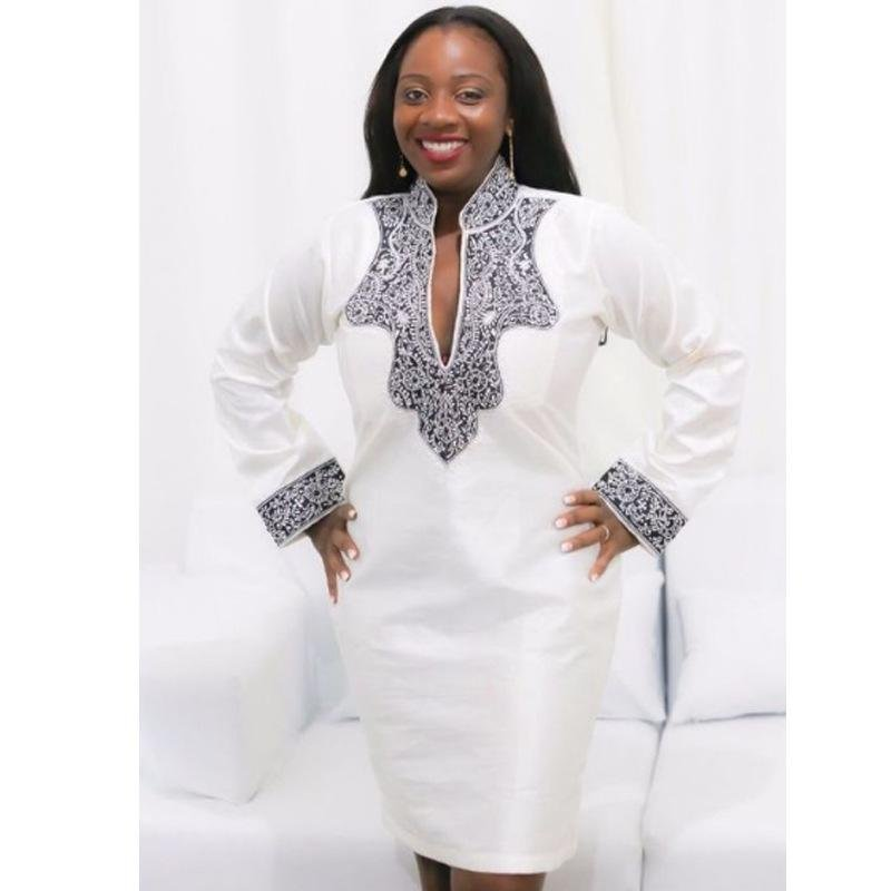 Women African Clothing Dress Traditional Special Offer Hot Sale Women 2017 National Style Wind Print