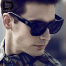 DOLCE VISION 2018 New Original Brand Sunglasses Men Glasses Fashion Shades Male Black Eyewear Women