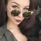 CANCHANGE 2017 New Fashion Brand Designer Women Sunglasses Cat Eye Sun Glasses Women Vintage Ladies