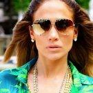 RunBird 2017 New Fashion Men women Brand Designer Metal Sunglasses Original Lady UV400 Oversized Sun
