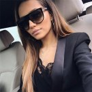 MOLNIYA Oversized Square Sunglasses Women Designer Brand Big one lens mans black Sun Glasses female