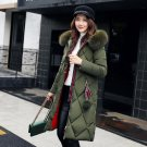 Hot sale 2017 New Winter Collection Women Down Coat Jacket Warm High Quality Woman Down Female Thick