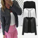 3XL Celmia 2018 Long Sleeve Women Smart Business OL Office Suit Jacket Cardigan Womens Outwear Autum