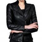 Plus Size 4XL 5XL Women PU Leather Jacket 2017 Spring Jackets Zipper Black Faux Leather Bomber Jacke