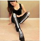 Fashion Womens Lady Girls Black Sexy Fishnet Pattern Jacquard Stockings Pantyhose Tights  Styles Wom