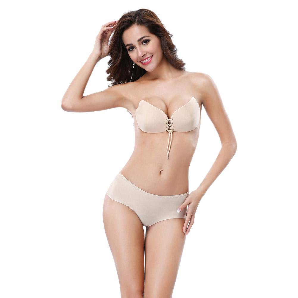 1 Pc New Sexy Women Push Up LIFT Self-Adhesive Silicone Instant Breast Lift Support Bra AdhesiveTape
