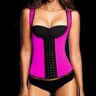 Hot Sexy Women Slimming Belt Corset Neoprene Latex Waist Trainer Body Shaper Modeling Strap Shapewea