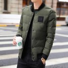 2017 Winter jackets men Outerwear warm winter overcoat parka cotton padded jacket coat men Thick cot