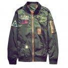 Bomber Jacket Men Coat Winter Baseball Jacket Windbreaker Mens Jackets And Coats Manteau Veste Homme