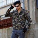 Mens Pilot Bomber Jacket Camouflage 2017 Autumn Male Flying Jaqueta Masculina Embroidery Military Ai