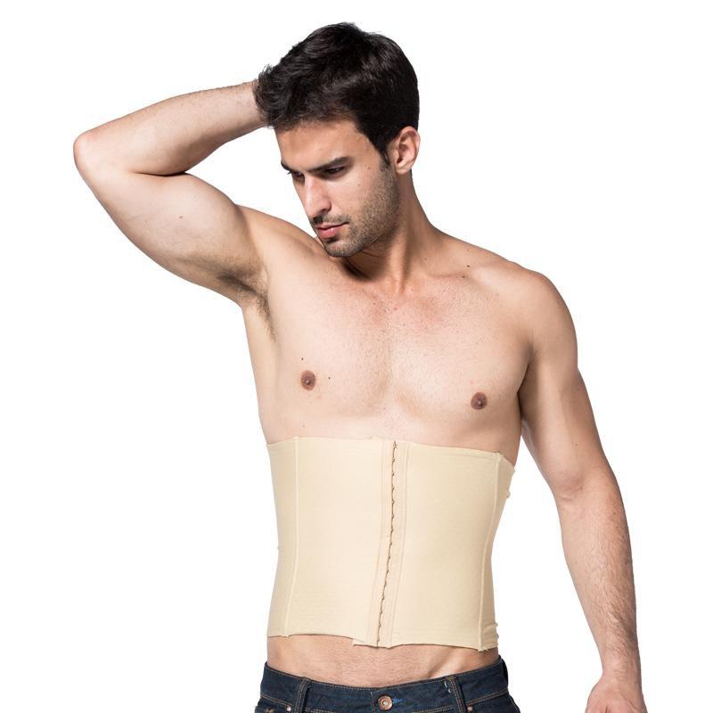 Slimming Mens Shapers Trainer Hot Shapewear Undershirt Sexy Bodybuliding Summer Tops Corset Compress