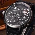 30M waterproof Men\'s Military Luxury Watch Sport Analog Quartz Mens Wristwatch