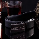 Men high design high quality leather business fashion automatic belt buckle,the famous luxury brands