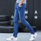 2017 Hot Sale New Brand Men\'s Harem Jeans Legging Denim Pants Youth Elastic Feet Pants Men Hip Hop