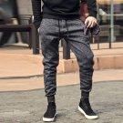 MIX MAN joggers men 2016 Top quality brand clothing casual pants men male sweatpants trousers Dark G
