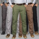 Mens Autumn Stretch Thicken Jeans with Warm Comfortable and breathable Skinny Jean Pants Trousers Si