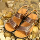 Summer Male Sandals Men Genuine Leather Shoes Slippers Casual Sandal Brand Beach Flat Shoes for Man