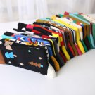 20 Style Autumn Winter Men Funny Socks Cotton Warm Cheap Colorful Fashion Long Novelty Socks Striped