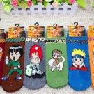1pair Cute Japan Anime Naruto Socks Uzumaki Naruto Print Cotton cosplay Socks Accessories