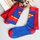 Avenger Deadpool Punisher Superman Socks New Cotton Fashion Casual Women Men Socks Summer Teenager S