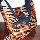 2 handmade dashiki bag