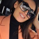 Square Oversized Sunglasses Women Fashion Sun Glasses Lady Brand Designer Vintage